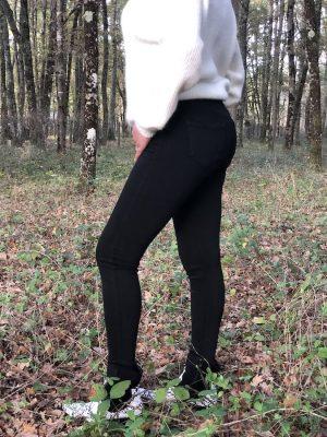 Jeans Noir Laulia
